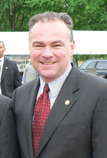 Tim Kaine at pow wow, May 7, 2006, cropped.jpg
