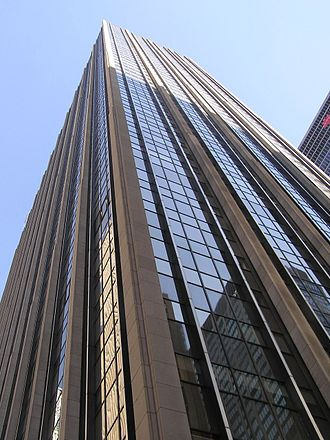 Time Life - Time-Life Building in Rockefeller Center in New York City
