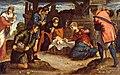 Tintoretto - The Adoration of the Shepherds, circa 1540-1548.jpg