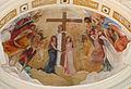 Tita Gori, fresque du choeur de l'église de Monteprato (Italie).jpg