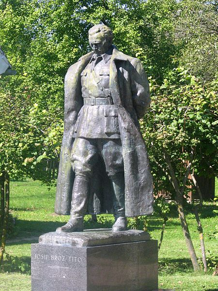 Antun Augustinčić 450px-Tito_spomenik1
