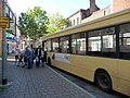 Tiverton , Fore Street Bus Stop - geograph.org.uk - 1525865.jpg