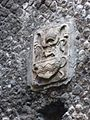 Tivoli - Duomo, abside della basilica del Foro, stemma vescovile P1120796.jpg