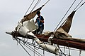 To tidy away the sail.jpg