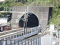 Tokaido Shinkansen Shin-Tanna Tunnel 1.jpg