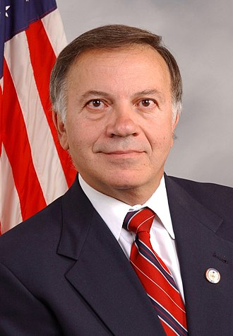 Colorado's 6th congressional district - Image: Tom Tancredo, official Congressional photo cropped