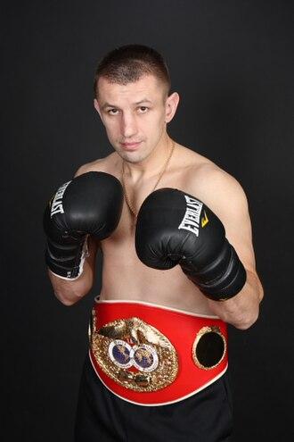 Tomasz Adamek - Adamek with the IBF title, 2008