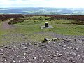 Toposcope on Dunkery Beacon (geograph 2611079).jpg
