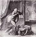 Toussaint Dubreuil, L'histoire de Myrrha (Cabinet des Dessins, Louvre, Paris).jpg