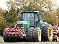 Tractor at Old Bolingbroke - geograph.org.uk - 616432.jpg