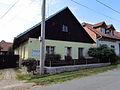 Traditional house in Přeckov, Třebíč District.JPG