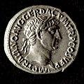 Trajan Denarius, Roman Dacia, 107 AD - Obverse - Version 2.jpg