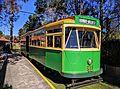 Tram 611 at Sydney Tramway Museum.jpg