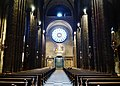 Trento Cattedrale San Vigilio Vescovo Innen Langhaus West 2.jpg