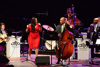 American jazz and classical double bassist