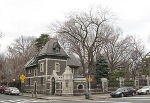 Trinity Church Cemetery - 153rd Street