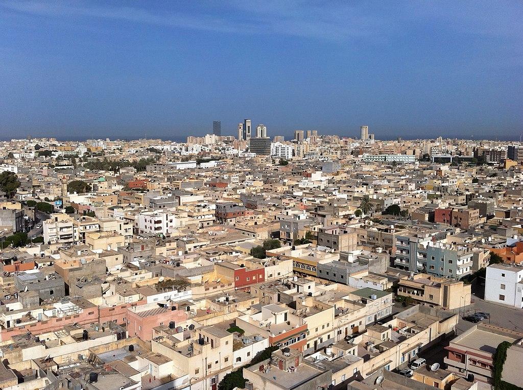 Ibu kota Libya, Tripoli
