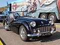 Triumph Sport TR III A dutch licence registration DL-49-92 pic01.JPG