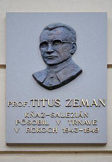 Titus Zeman