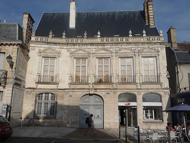 Monument historique à Troyes
