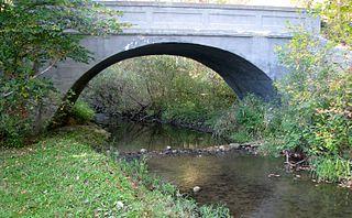 Trunk Line Bridge No. 237 NRHP-listed bridge in Michigan