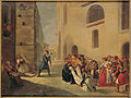 Tsokos Dionysios - The assassination of Capodistria - Google Art Project.jpg