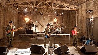 Los Tucanes de Tijuana Band from México