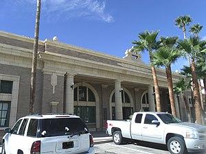 El Paso and Southwestern Railroad - Image: Tucson El Paso and South Western Railroad Depot 1912 1