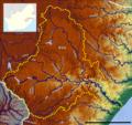Tugela Basin OSM.png