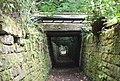 Tunbridge Wells Circular Path goes through sunken path at Somerhill - geograph.org.uk - 1485959.jpg