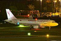 TS-IMO - A319 - Tunisair
