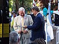 Twinning agreement between Trelew, Argentina, and Caernarfon, Wales 47.JPG