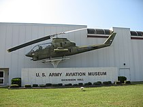 U.S. Army Aviation Museum (front Cobra) 3845 (2076803508).jpg