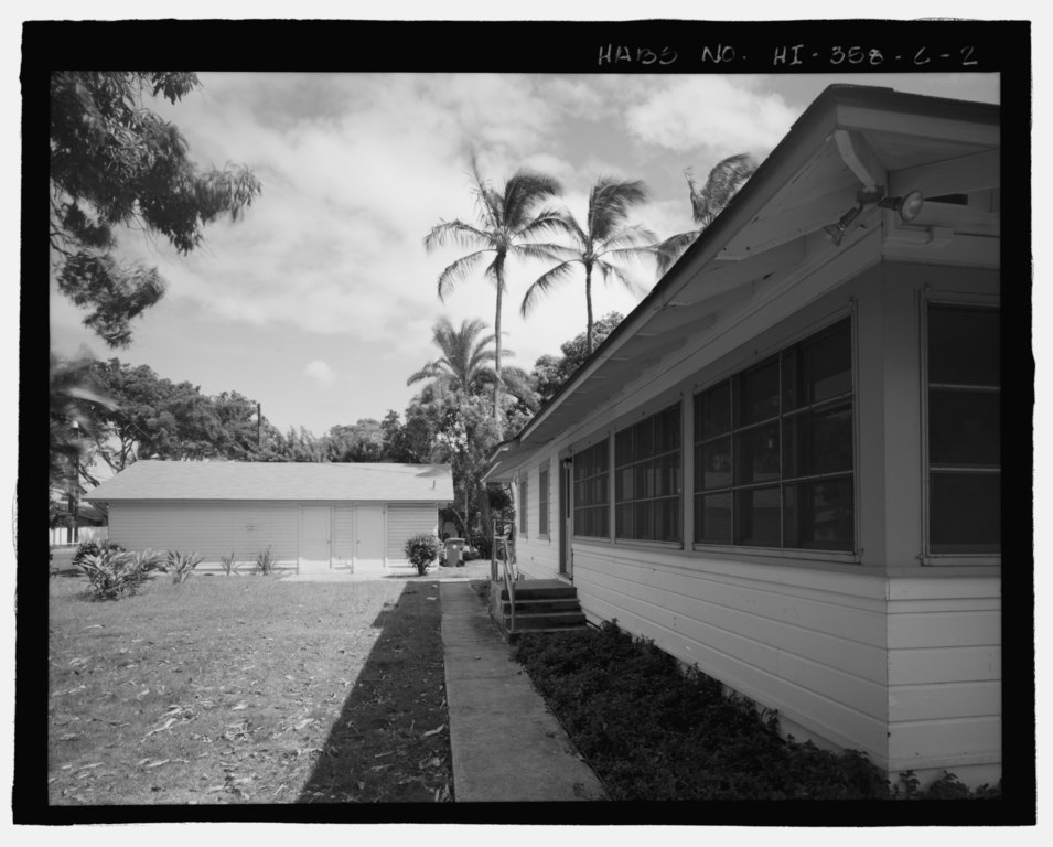 File U S Naval Base Pearl Harbor Naval Housing Area