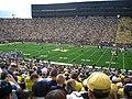 UConn vs. Michigan 2010 11 (Michigan Stadium).JPG