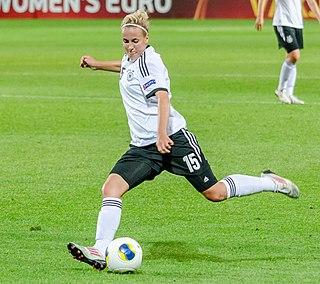 Jennifer Cramer German womens footballer