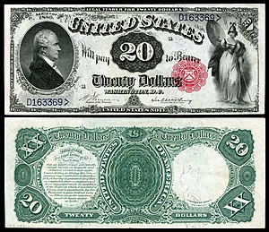 1880 $20 Legal Tender depicting Alexander Hamilton US-$20-LT-1880-Fr-145.jpg