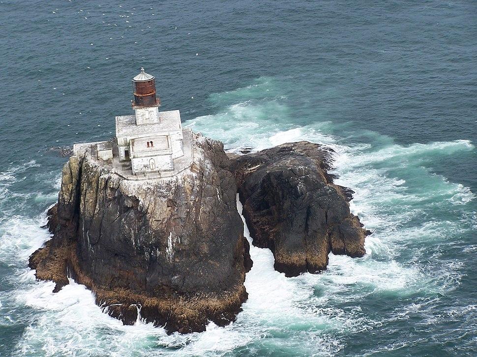 USCG Tillamook Rock Lighthouse