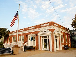 Stone Harbor, New Jersey - Post Office