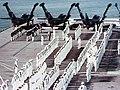 USS Antietam (CVA-36) crew inspection 1953.jpg