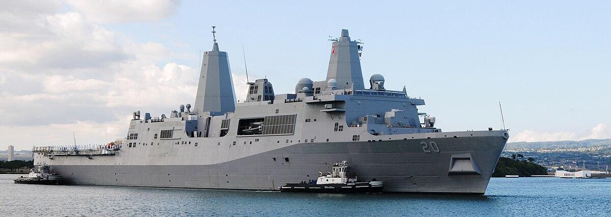 New Canadian Warship Design
