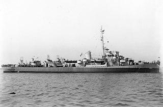 USS <i>J. Richard Ward</i> (DE-243)