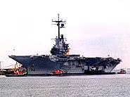 USS Lexington Pensacola 1987