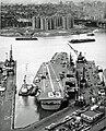 USS Saratoga CVA-60 aft Brooklyn 1956.jpg