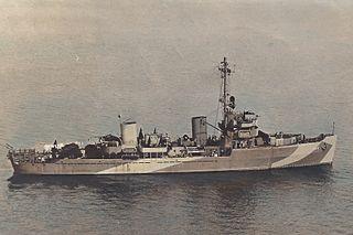USS <i>Sprig</i> (AM-384)