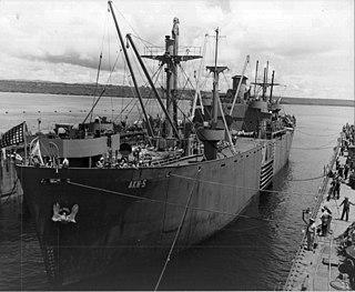 USS <i>Zebra</i> (AKN-5)