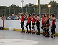 US Army 52599 Army Spouse Skates For Roller Derby Team.jpg