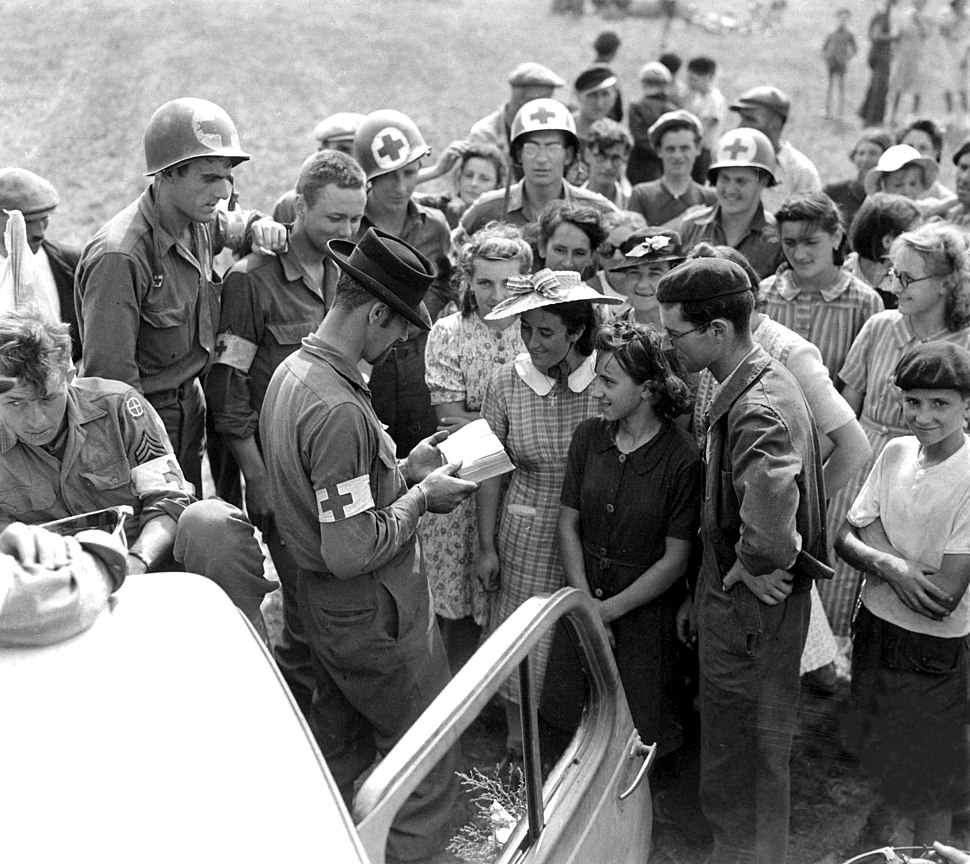 US Army medics in Orleans, France 1944-08-19.JPEG