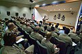 US Navy 050728-N-2383B-100 Chief of Naval Operations (CNO) Adm. Mike Mullen, addresses staff and students of the Senior Enlisted Academy in Newport, R.I.jpg