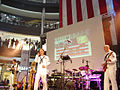 US Navy 060128-N-6362C-002 Horizon, the rock ensemble from Navy Band Great Lakes Perform during the 7th Annual Government on Display Exposition (GODE) at the Mall of America.jpg